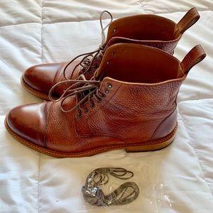 Taft Rome Boot in Brown